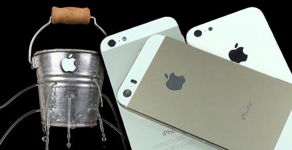 iPhone 5S und iPhone 5C: Apple ist nicht mehr ganz dicht (Kommentar)