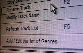 Screenshot: Windows Programme und Tasten