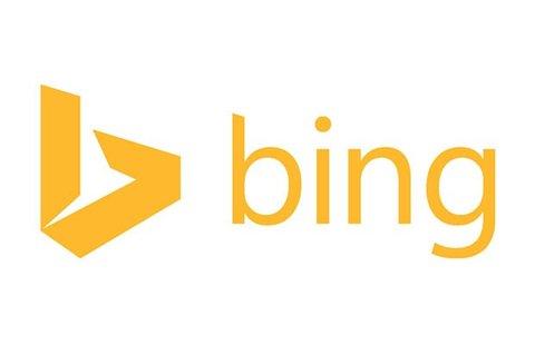 Das neue bing-Logo