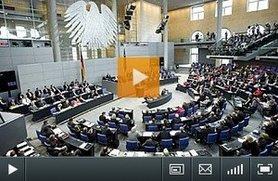Bundestagswahl 2013: Wahlabend im Live-Stream und aktuelle Ergebnisse