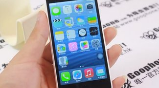 GooPhone i5C: Frecher iPhone-Klon im Hands-On-Video gesichtet
