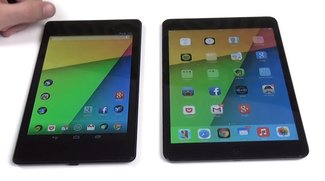 iPad mini Retina: Schlechteres Display als Nexus 7 (2013) und Kindle Fire HDX