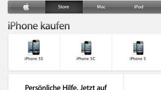 Preis-Frage: Was kosten iPhone 5S und 5C?