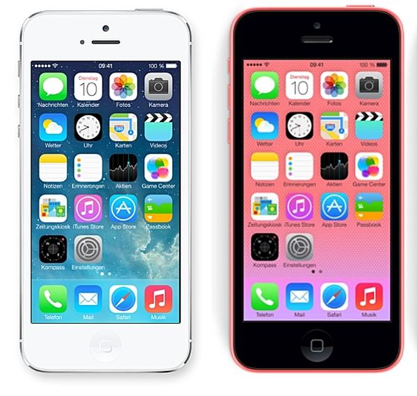 IPhone 5 Vs 5c Akkuleistung