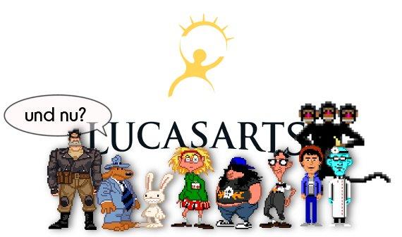 Point and Click-Adventures von LucasArts, die man kennen sollte