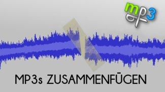 MP3s zusammenfügen mit MP3DirectCut: So wird's gemacht