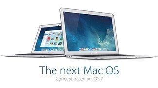 The Next Mac OS: Sehenswertes Konzept zeigt Design im Stile von iOS 7