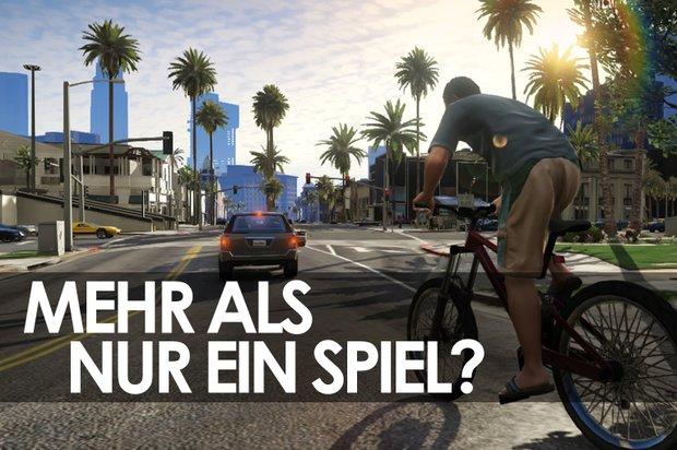 Saints Row 4 und GTA 5: Spielspaß gegen Revolution?