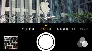 iOS 7: Serienbildaufnahme auch für iPhone 5