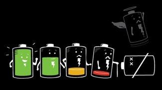 Handy-Akku schnell leer: Akkulaufzeit von Android-Smartphones verlängern, Akku sparen