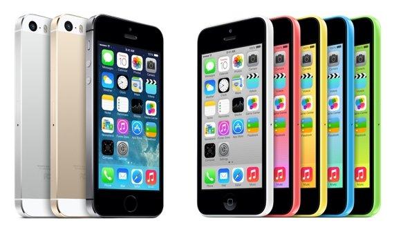 iPhone 5s und iPhone 5c: Zurückhaltendes Interesse bei Neukunden