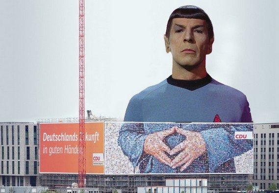 """NSA-Chef ließ sich die Star-Trek-Brücke nachbauen - """"Into Darkness""""-Gewinnspiel mit Blu-ray, PS3-Game, Lautsprechern"""