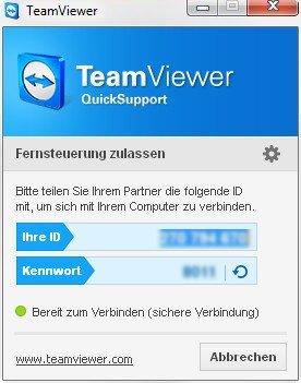 teamviewerstart
