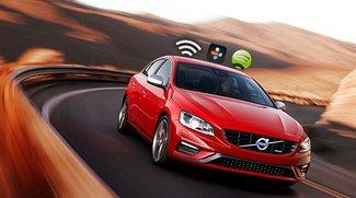 Online unterwegs: Wir fahren mit Volvo ins Internetz