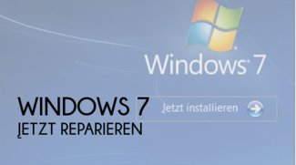 Windows 7: Defragmentierung über Reparaturinstallation oder Software