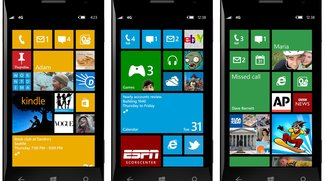 Windows Phone Screenshot erstellen