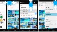 Chrome für Android: Update bringt neue Gestensteuerung