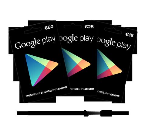 Google Play Store Zahlungsmöglichkeiten