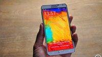 Samsung Galaxy Note 3: So schön, so gut (Test)