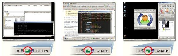 Virtuelle Desktops mit VirtuaWin