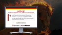 BKA Virus entfernen: Anleitung