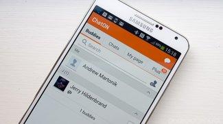 ChatOn: Jetzt mit SMS-Integrierung