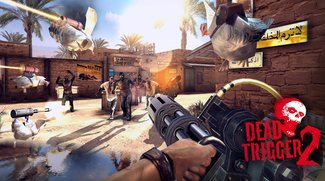 Dead Trigger 2: Großes Update bringt Bugfixes, verringert Schwierigkeitsgrad