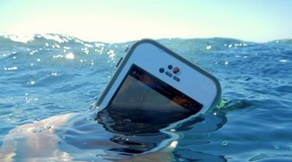 iPhone 5(s) wird wasserdicht: Lifeproof nüüd und InnoPocket Amphibian im Test