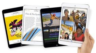 iPad mini Retina ist fünfmal so schnell wie erstes iPad mini