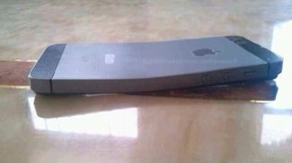 iPhone 5s: Erneut verbogene Geräte