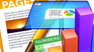 iWork: Update bringt Lion-Features für Pages, Keynote und Numbers