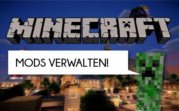 Minecraft Mods verwalten