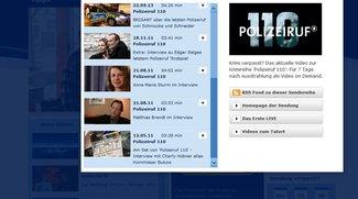 Alle Folgen von Polizeiruf 110 kostenlos im Video-Stream
