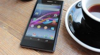 Sony Xperia Z1, Z1 Compact und Z Ultra: Neues Update auf Android 5.0.2 Lollipop freigegeben