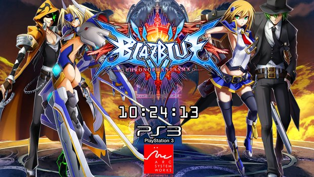 BlazBlue - Chrono Phantasma: US-Release bekannt