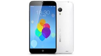 Meizu MX3 mit 128 GB nun in China verfügbar