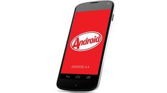 Nexus 4 erhält nun endlich offiziell Android 4.4