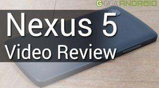 Nexus 5: Video Review