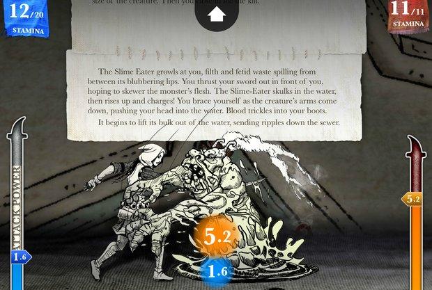 Sorcery!: Digitales Fantasy-Spielbuch kommt im Dezember für Android