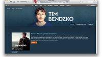 Kostenlos anhören: Tim Bendzko und Britney Spears mit neuem Album