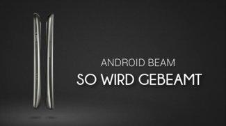 Android Beam: So funktioniert  das Teilen über NFC