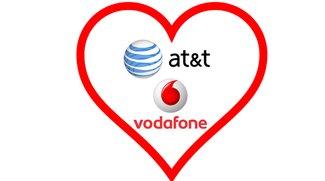 Amerika liebt Europa: AT&T will Vodafone kaufen