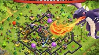Clash of Clans: Aufstellung & gute Tipps für die beste Verteidigung