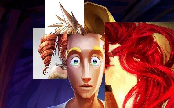 Coole Frisuren aus Games: 11 Haarschnitte, die man gespielt haben sollte