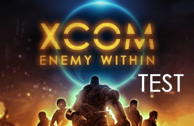XCOM: Enemy Within Test: Wer solche Feinde hat...