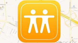 Meine Freunde suchen: Apple veröffentlicht endlich neue Version für iOS 7