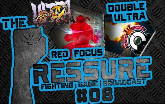 The Pressure #08: Neuer Fighter von Capcom und Fakten zu Ultra Street Fighter 4