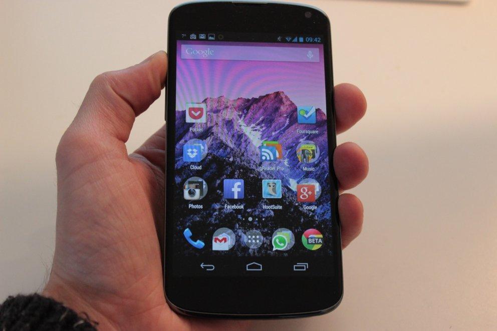 Android 4.4-Apps: Launcher, Hangouts mit SMS, Google Now und Co. jetzt verfügbar [APK-Download]