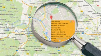 Track Me If You Can – GPS Tracking für Android