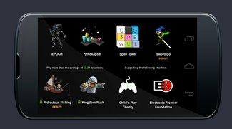 Humble Mobile Bundle 3: Spielepaket mit Ridiculous Fishing und Swordigo um drei Games erweitert